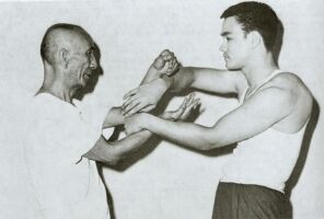 Wing Chun Training door Ip Man en Bruce Lee